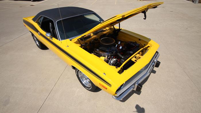 1973 Plymounth Barracuda