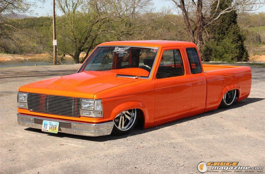 Travis Dennison 89 Ford Ranger