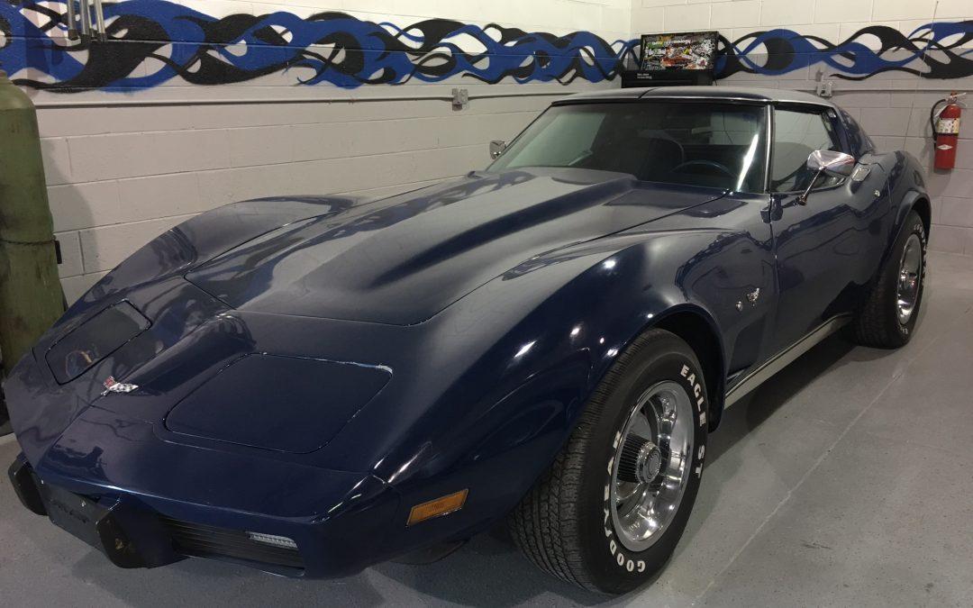 1977 Chevy Corvette