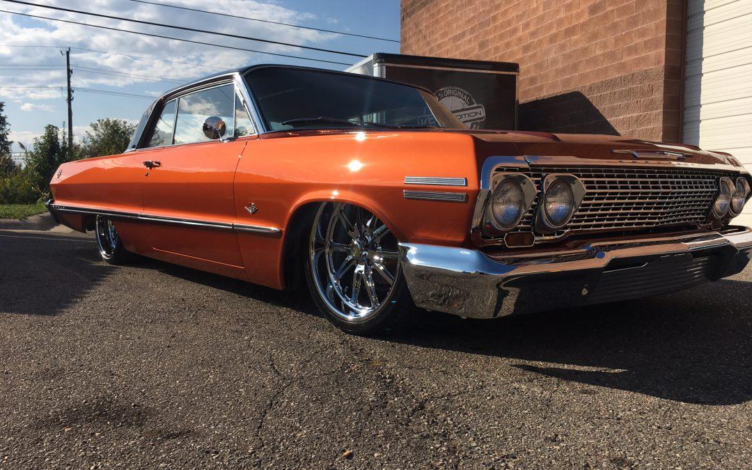 63 Chevy Impala