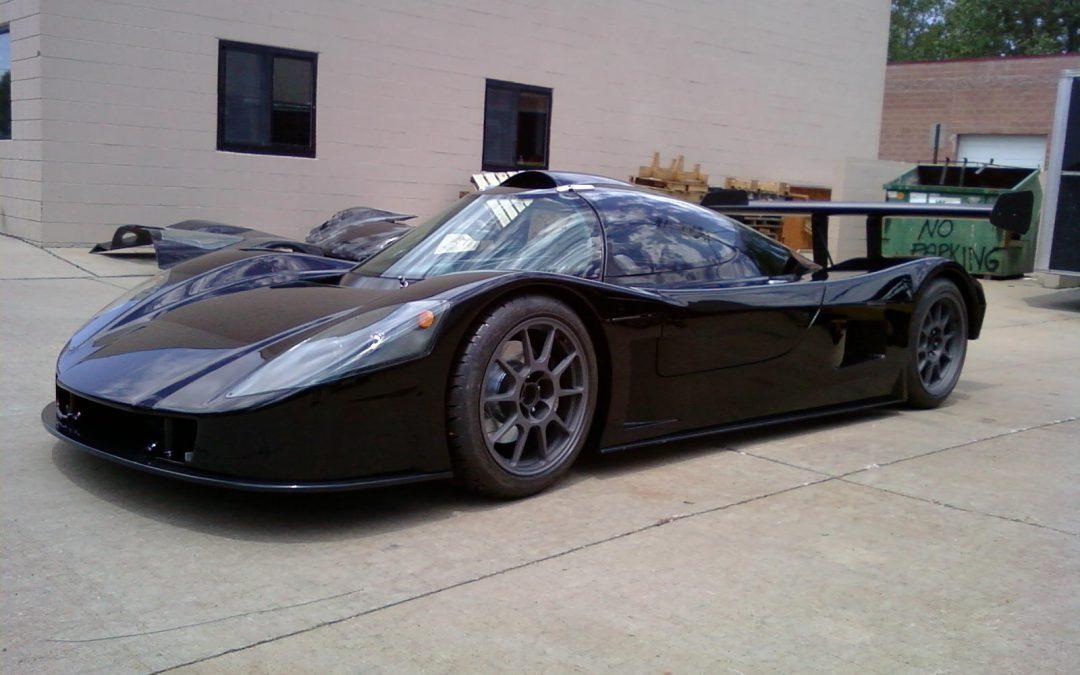 Race Car Replicas