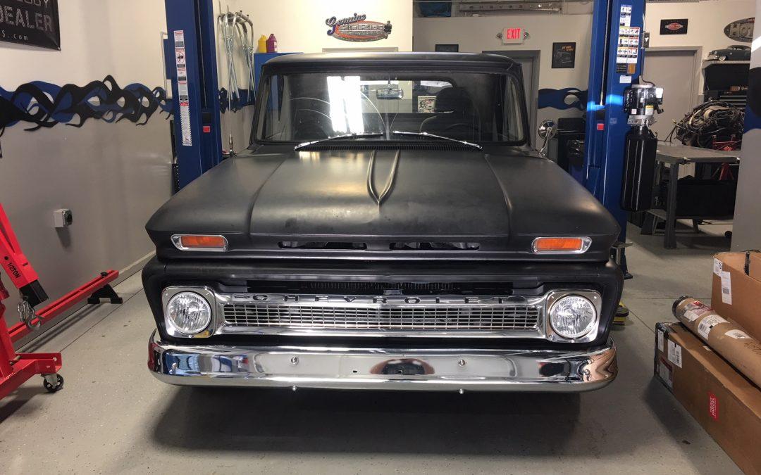 66 Chevy c10