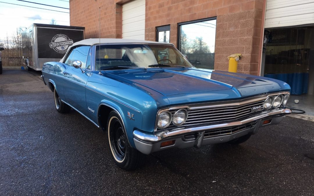 66 Chevy Impala