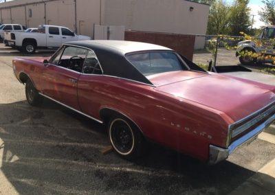 1966 Pontiac Lemans 5