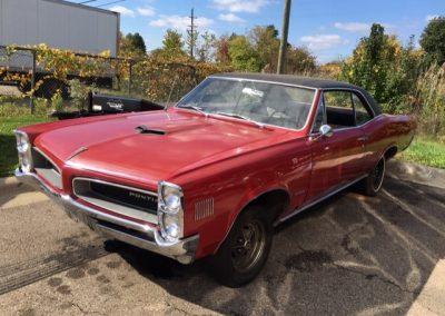 1966 Pontiac Lemans 6