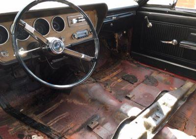 1966 Pontiac Lemans 8