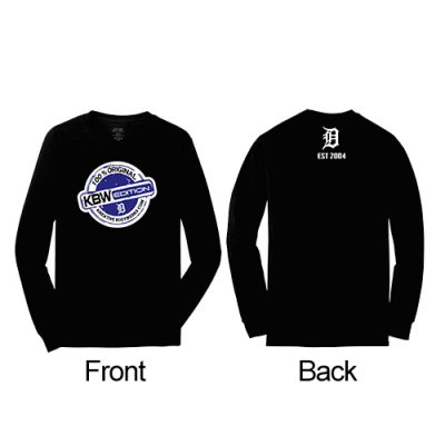 Kbw Stamp Long sleeve Shirt